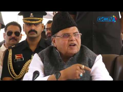 Killing of political workers not linked to security withdrawal: Governor Malik