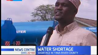 Water shortage rock Tana River county despite heavy downpour in the country