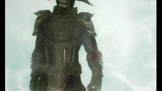 Броня Короля Лича из Warcraft и меч «Ледяная Скорбь» для Skyrim - Black Overlord Armor