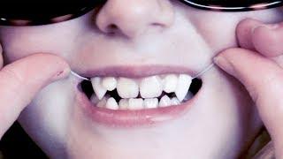 Floss - A Vampirina Goes to the Dentist (Kids Short Film)