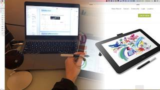 How I Create Video Lessons For My Online Classes & Flipped Classroom Using Wacom And Notability