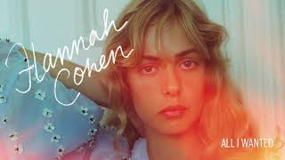 Hannah Cohen - All I Wanted (Official Audio)