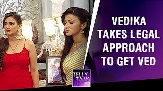 Vedika Takes Legal Help To Get Ved As Nidhi Returns As Lawyer | Aap Ke Aa Jane Se