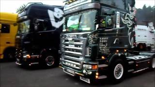Truck May Day 2014 Liberec