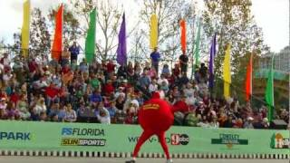 Fresh From Florida Parade 2011: Florida Lottery Powerball