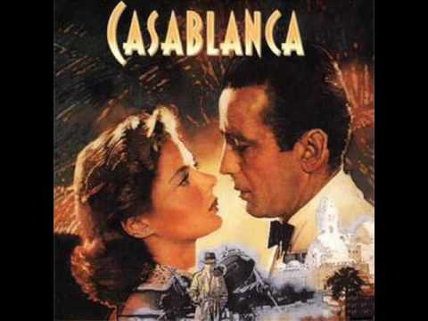 casablanca as time goes by