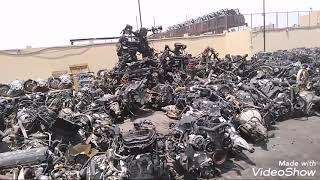 Sharjah Used Auto Parts Market