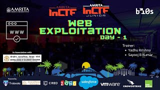 Watch Introduction to Web Exploitation on YouTube