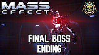 Mass Effect - Ending - Femshep Paragon