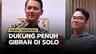 Terima Restu SBY, Demokrat Dukung Penuh Gibran Rakabuming dalam Pilkada Solo