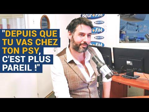 """[AVS] """"Depuis que tu vas chez ton psy, c'est plus pareil !"""" - Maximilien Bachelart"""