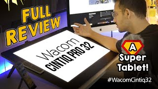 Wacom Cintiq Pro 32 Full review Finally!