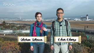 伊丹で体験 伝統的な日本文化 英語