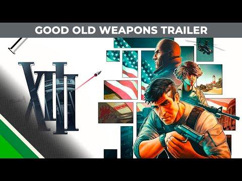 Deuxième trailer des armes de XIII Remake