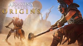 Assassin's Creed Origins - NEW COMBAT & SPECIAL ATTACKS!! (Assassin's Creed Origins Gameplay)