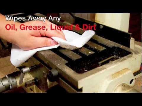 Greenwipes(TM) Demo Video