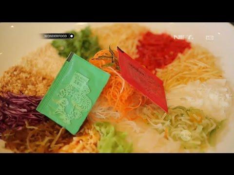 Yee Sang, Makanan Khas Imlek yang Menjadi Tradisi Sejak 1500 Tahun