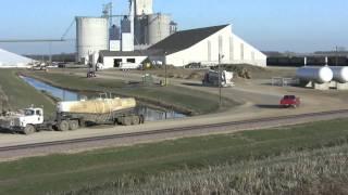 Minnesota Corn Belt Infrastructure