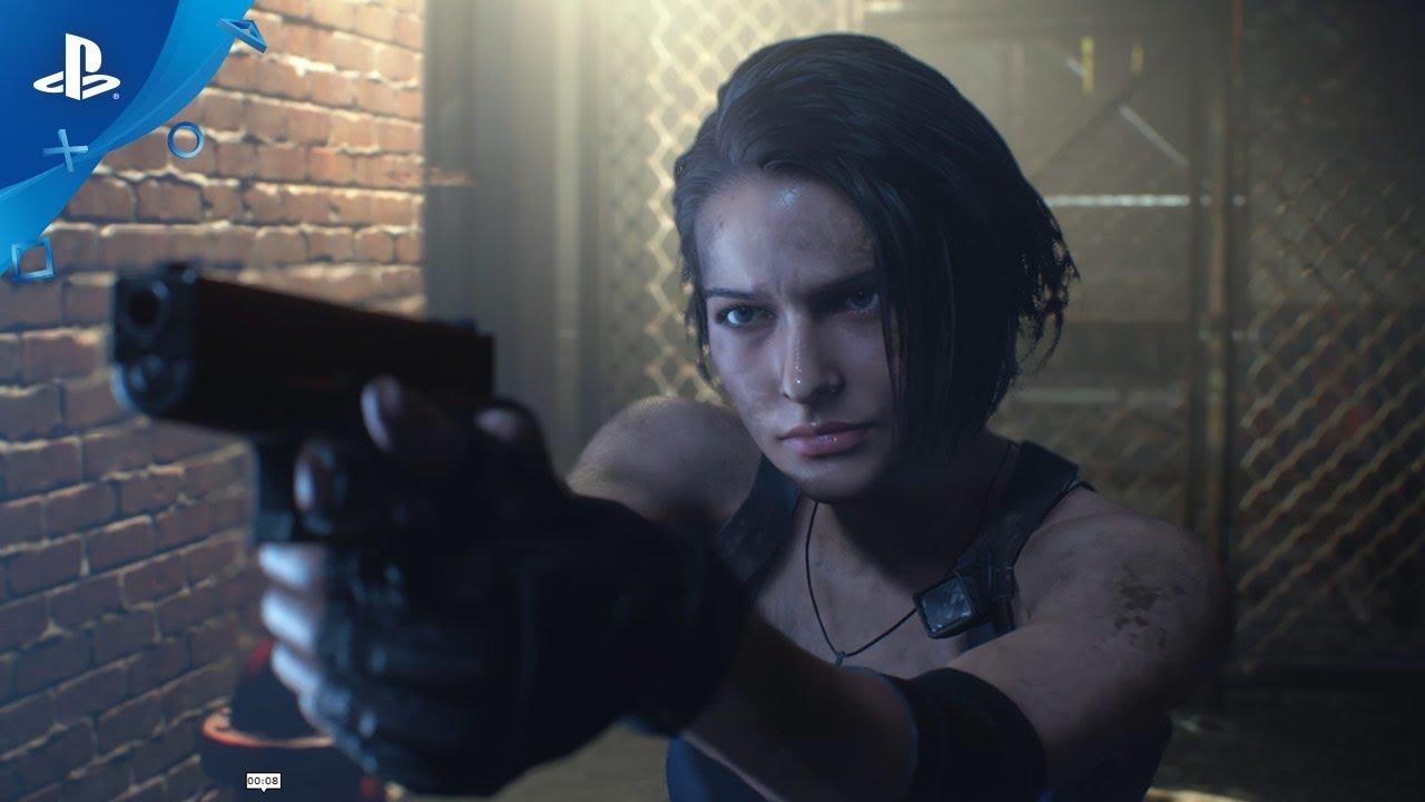 Demo de Resident Evil 3 e Beta Aberto de RE Resistance Chegam em Breve