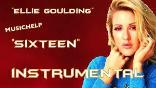 Ellie Goulding   Sixteen INSTRUMENTALKARAOKE (Prod. By MUSICHELP)