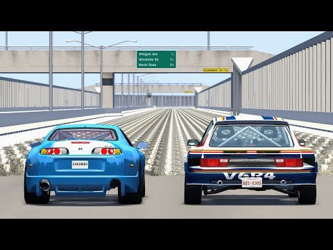 The YardBusters #2 – BeamNG Drive Endurance Competition