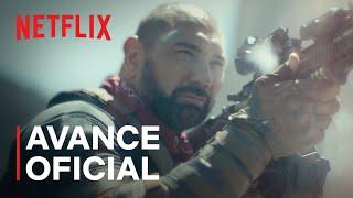 Ejército de los muertos (EN ESPAÑOL)   Avance oficial Trailer