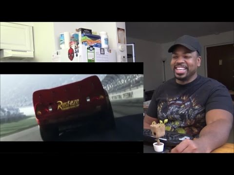 Cars 3 Official Teaser Trailer #3 REACTION!!!