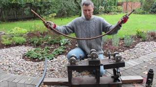 How To Bend  Steel Pipe