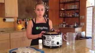 Healthy, Easy Crock-Pot Chicken