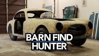 "Fiberglass ""Cisitalia"" had half a Duesenberg engine & raced at Bonneville | Barn Find Hunter - Ep 72"
