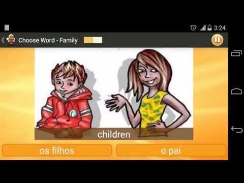 Vídeo do Saiba Português 6000 Palavras