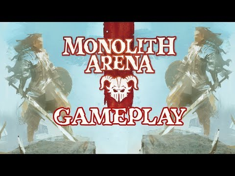 Monolith Arena Gameplay