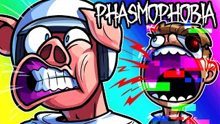 Phasmophobia Funny Moments - Terroriser Sounds Like a Trolling Lobby!!