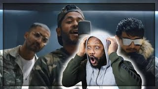 (FIRE!!!) SACAR aka. Lil Buddha ft. Uniq Poet - King of NEPHOP (Official Music Video)   REACTION!!!
