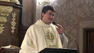 Msza Święta o uzdrowienie Toruń Franciszkanie o. Błażej 25.08.2016