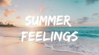 Lennon Stella - Summer Feelings (Lyrics) ft. Charlie Puth