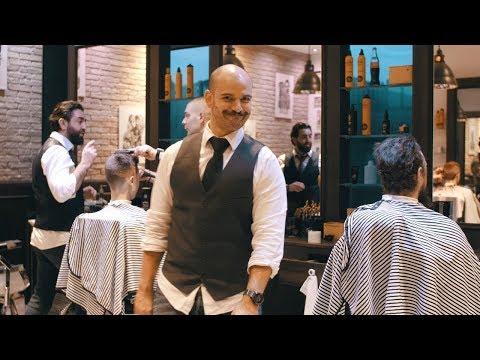 8 Jahre Maskulin Barbershop in Steinbach (Taunus) | Daniel Kitanovski und Team