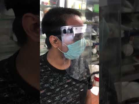 CORONA Virus Safety Face Shields