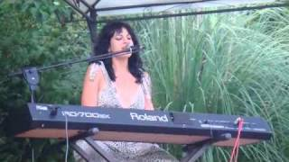 TERRA NAOMI - I'LL BE WAITING (LIVE IN MONTEPULCIANO, 2010)