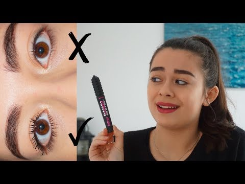 Testing the NEW BENEFIT BAD GAL BANG Mascara....worth the hype?!