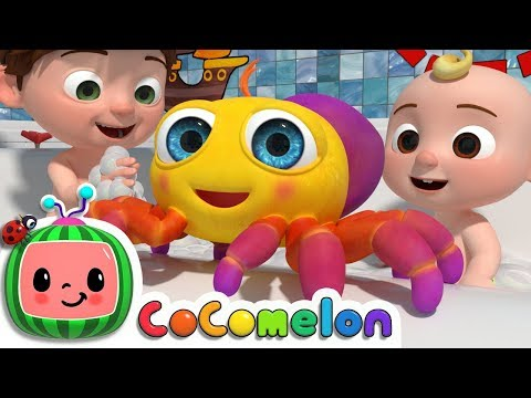 Itsy Bitsy Spider | Cocomelon (ABCkidTV) Nursery Rhymes