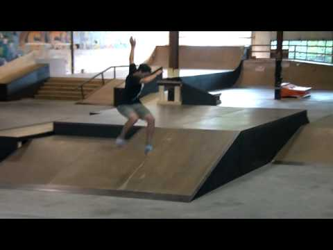 Charleston Skatepark Contest 2012