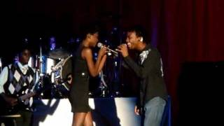 "Jem-T Performs ""Is This The Way Love Feels"" by Chrisette Michele duet with Sarina Constantine"