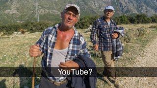Co myślą o życiu albańscy pasterze?