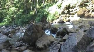 Алтай, Пещерский водопад