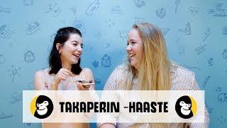 TAKAPERIN  HAASTE
