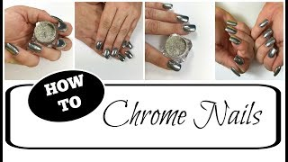 CHROME NAILS | MIRROR FINISH