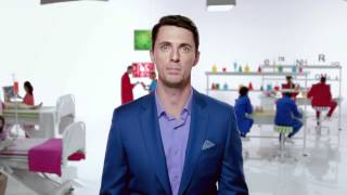 SEAGATE Data Experience Cancer Study TV Commercial (30 Sec)