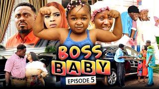 BOSS BABY 5 (New Movie) Sonia Uche/Toosweet Annan/Ebube Obio 2021 Trending Nigerian Nollywood Movie