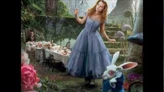 Alice in wonderland OST- 6 Into the Garden